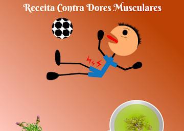 Receita Contra Dores Musculares: Chá de Alfazema