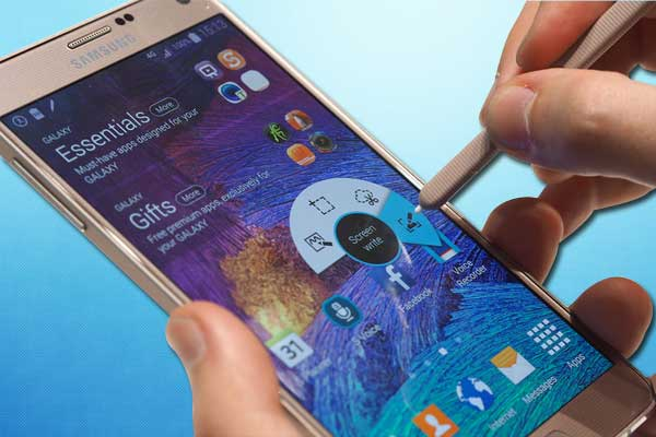Cara Flashing Samsung Galaxy Note 4 SM-N910H via Odin