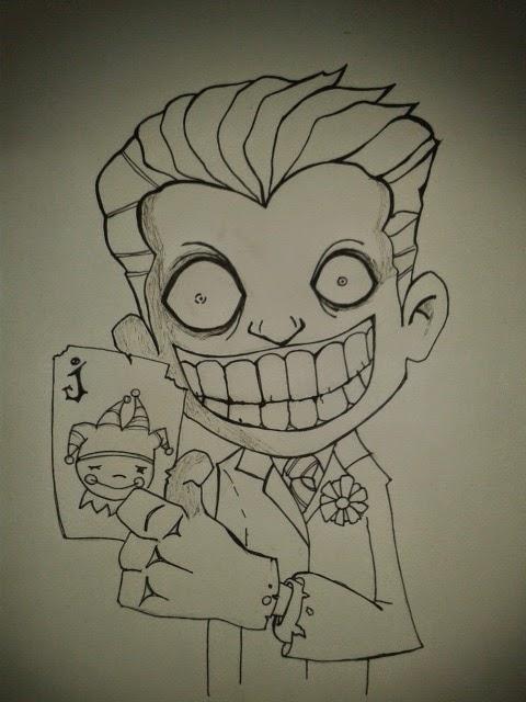 Dibujos Y Música El Guason The Joker