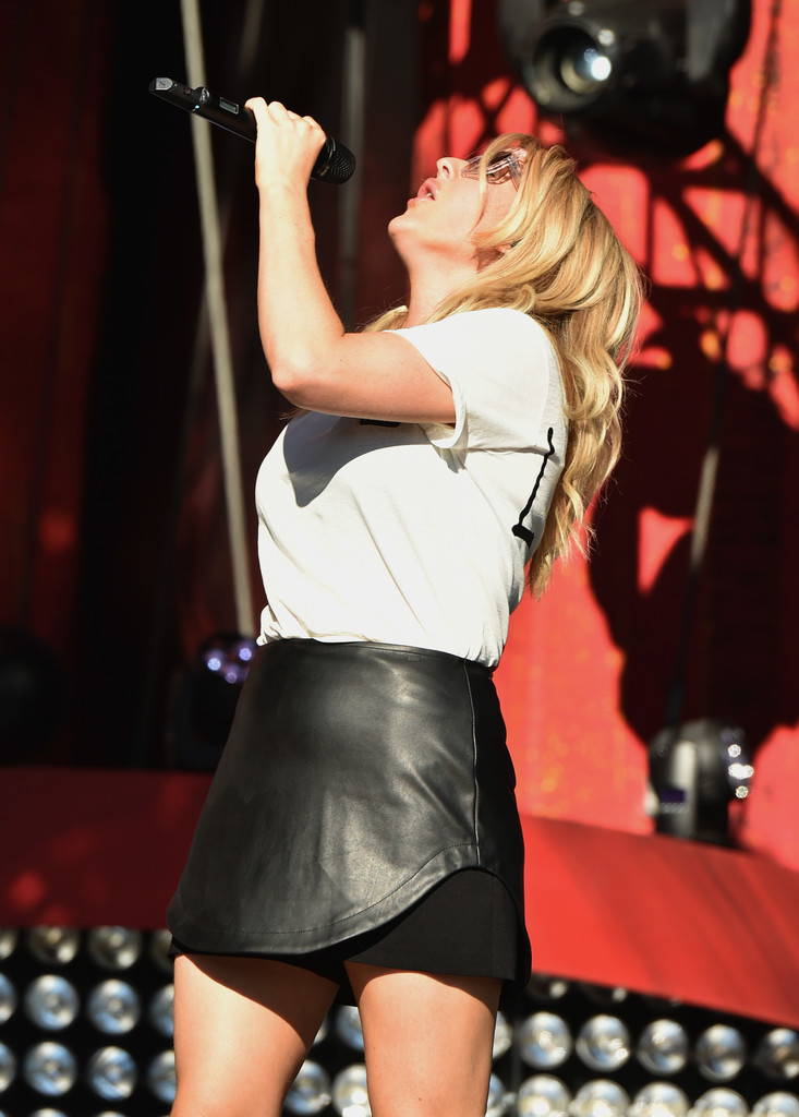 Ellie Goulding 2016 Global Citizen Festival