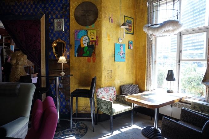 Hyvä ravintola Tallinnassa lasten kanssa