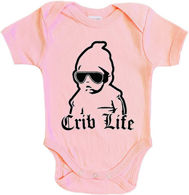 Funny Funky Baby Girl Clothes