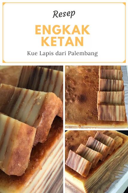 Resep Engkak Ketan Spesial Si Kue Lapis dari Palembang
