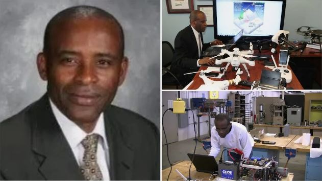 Meet The Brilliant Nigerian Man Who Makes Drones For US Army, Has His Own Tuition-Free University (Photos)