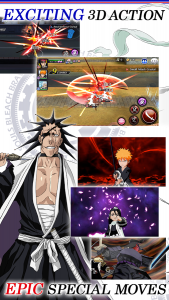 BLEACH Brave Souls MOD APK 4.4.1 Unlimited Money for Andoid 2017