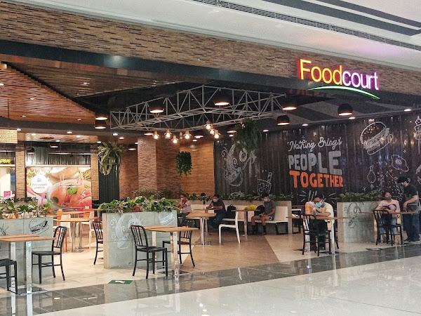 Visit The New SM City Masinag Foodcourt!