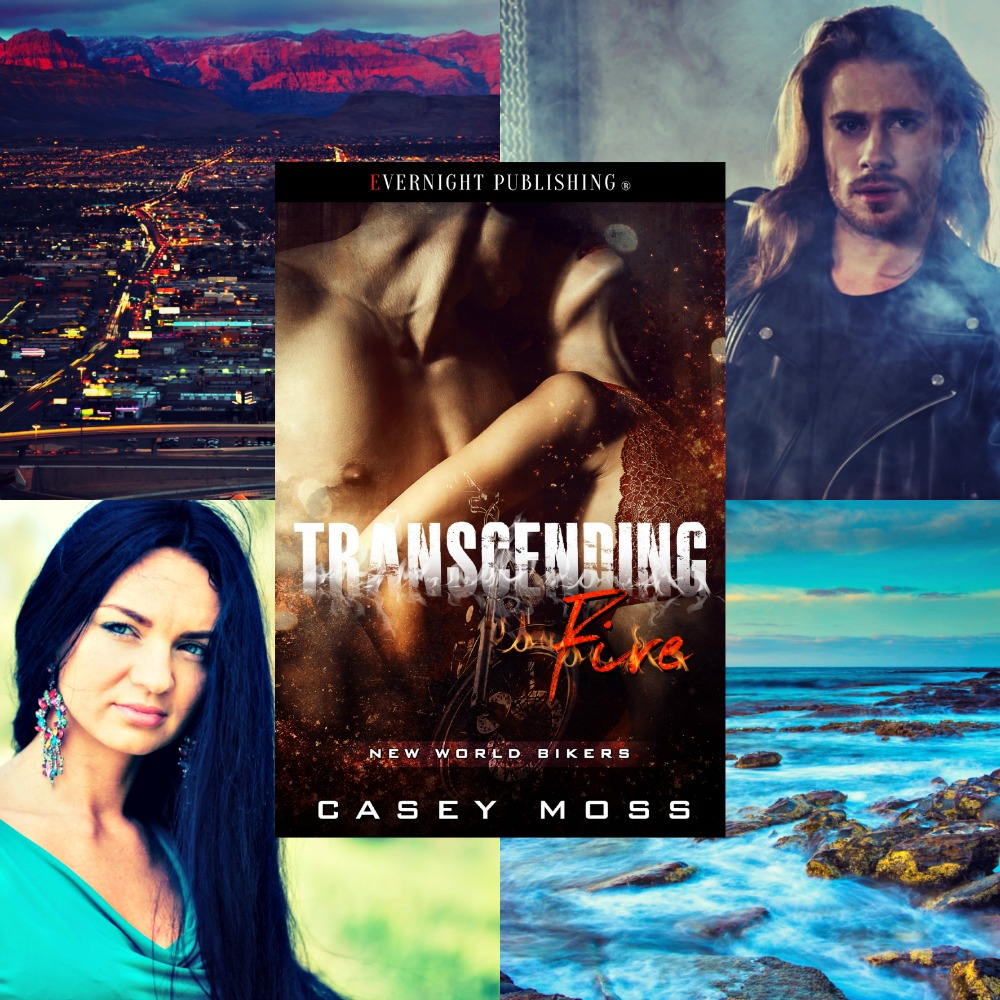 Love this #BookReview Transcending Fire by Casey Moss @CRMoss #UrbanFantasy