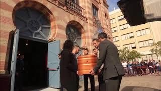 Y Cadiz le acompañó en su ultimo Caminito del Falla. Juan Carlos Aragon Becerra (1967- 2019)