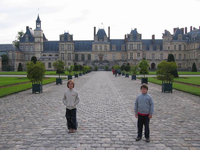 castillo de fontainebleau, palacio fontainebleau, castillos de Francia
