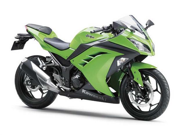 Kawasaki+ninja+300