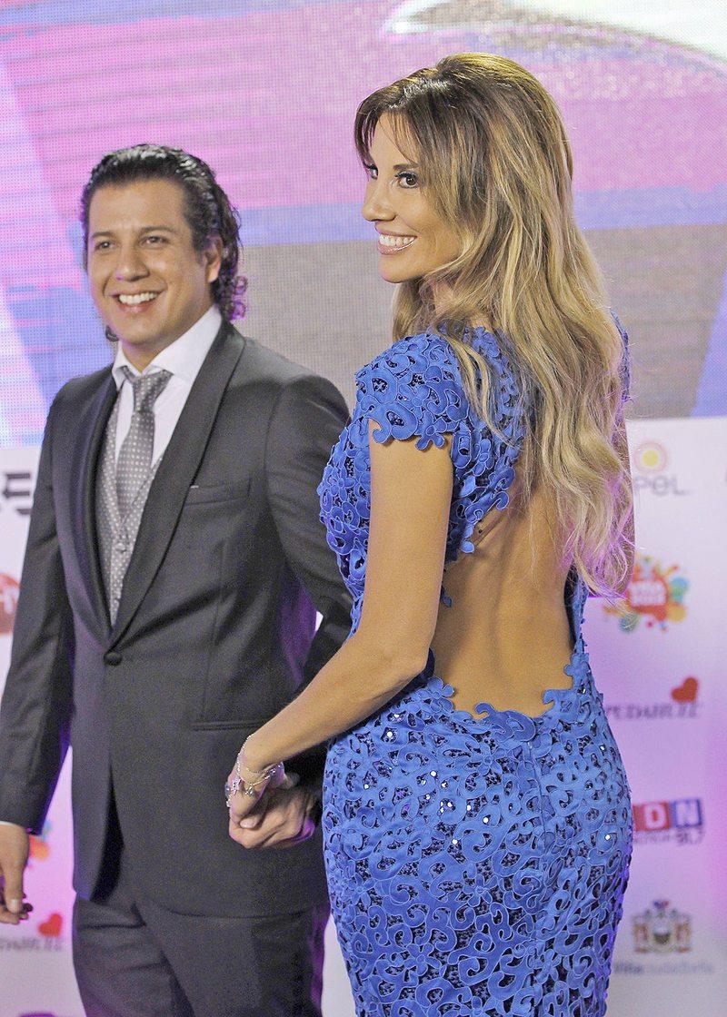 Belén Hidalgo repasa sus nueve años de relación con Pablo Ormeño