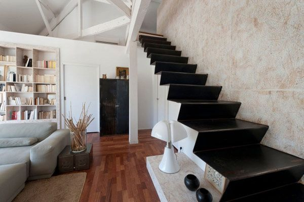 different type of staircase design