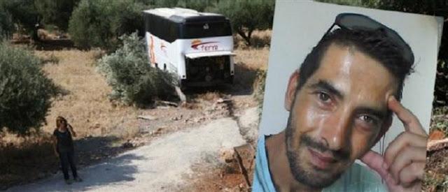 Θρήνος για τον οδηγό του τραγικού τροχαίου στην Κρήτη