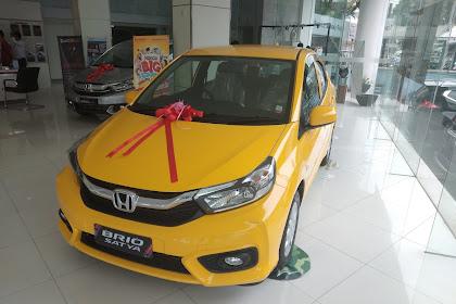 Harga Kredit Dan Promo Honda Brio, Satya, RS, S, Manual, Matick