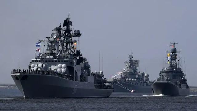 Top Ten Most Powerful Navy