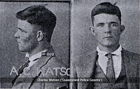 Charles Watson, who escaped from Brisbane's Boggo Road Gaol in 1935.