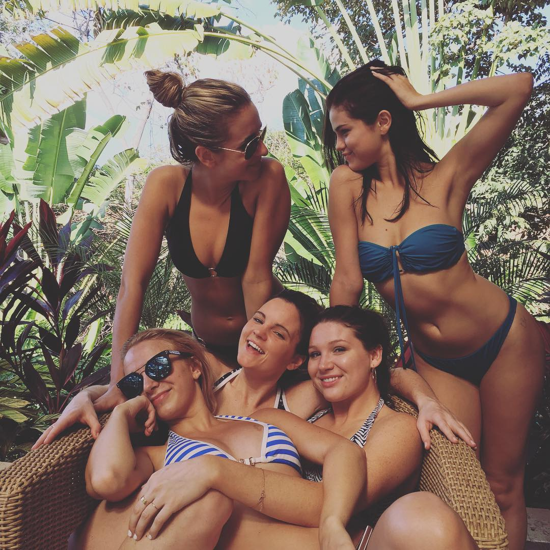 Selena Gomez hot natural and bikini