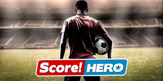 Score hero, game sepakbola android paling seru yang anti mainstream