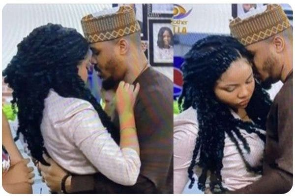 Ozo Reveals Why Nengi Refused To Kiss Him After His Eviction