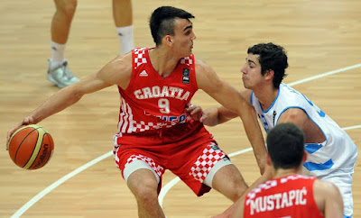 Dario Saric - U19 Basketball World Cup