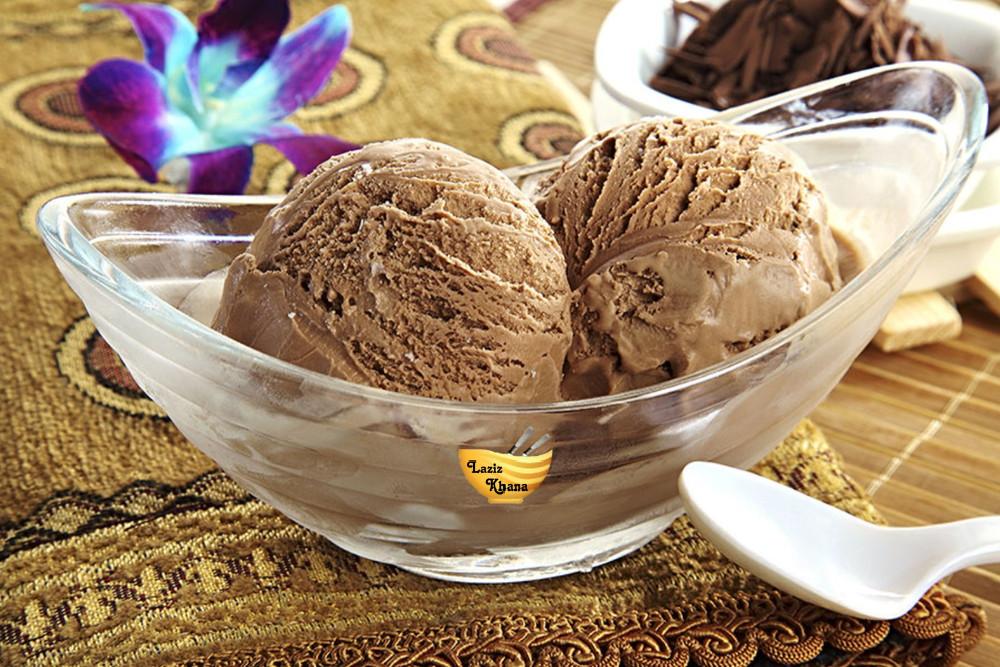 Chocolate Ice Cream Recipe in Hindi