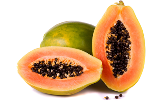 Research shows that about 200mg of vitamin C found in one large papaya, taken twice a day is an effective natural remedy that will stop the flow of stress hormones in the body. Adequate intake of vitamin C rich foods like paw-paw, oranges, grape fruit, limes, lemons, strawberries, ripe mangoes, pineapples, and Indian gooseberries which is highest source of vitamin C, is highly beneficial in reducing stress.