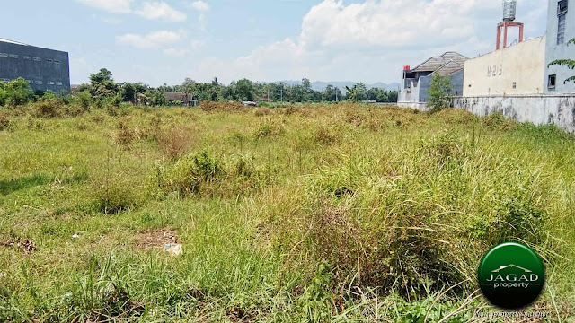 Tanah Luas dekat Bandara Jogja