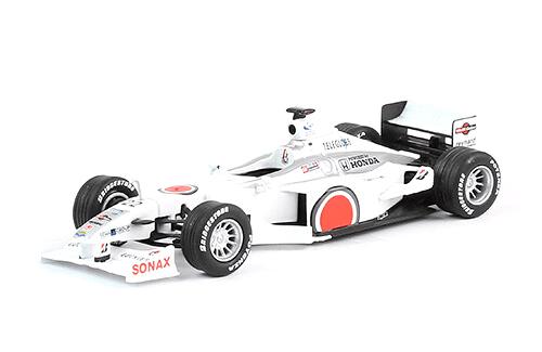 BAR 002 2000 Jacques Villeneuve f1 the car collection