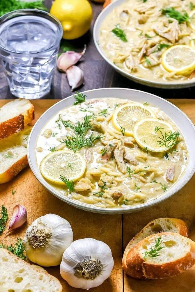 حساء الاورزو