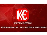 Lowongan Kerja Admin dan Salesman Kanvas Alat Listrik di Kartika Elektrik - Semarang
