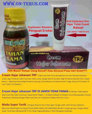 Panduan Penggunaan Cream Hajar Jahanam TRP Agar Ngak Kepanasan
