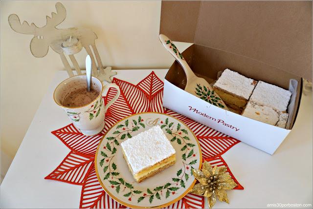 Caja de Pasteles de Modern Pastry