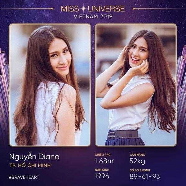 """3 """"đóa hồng lai"""" xinh đẹp của Miss Universe Vietnam 2019 được fan tiến cử kế nhiệm H Hen Niê"""
