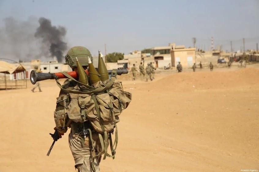 Το Ιράν απορρίπτει την στρατιωτική παρουσία της τουρκίας σε Συρία και Ιράκ…