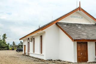 stasiun wanaraja lama