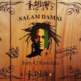 Album Tony Q Rastafara Salam Damai
