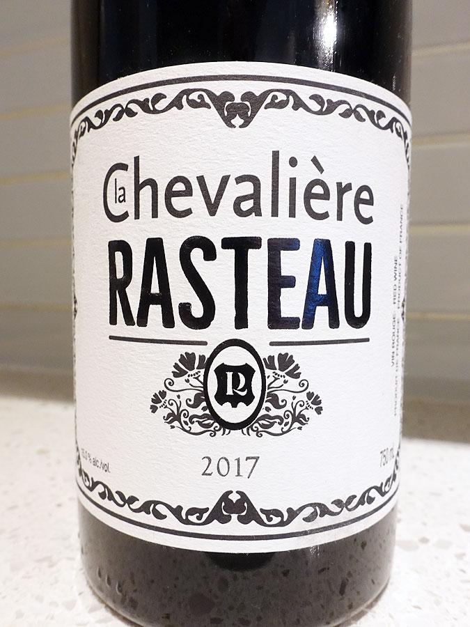 La Chevalière Rasteau 2017 (90 pts)