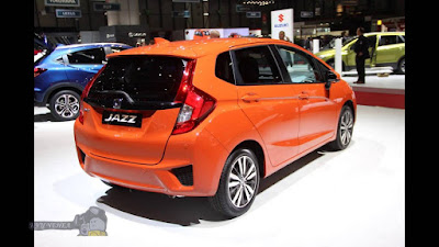 Review Of Honda Jazz 2016