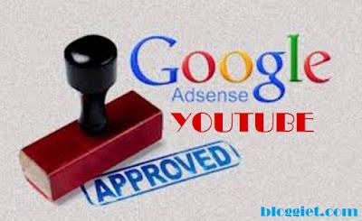 Cara Daftar Google AdSense Indo Melalui Akun Youtube