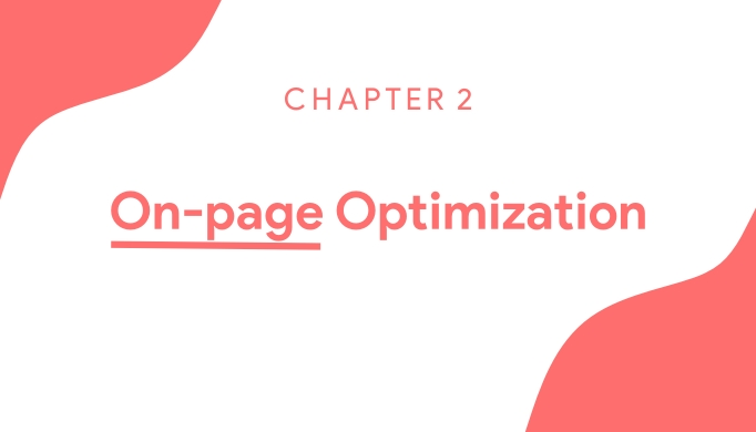On-page Optimization