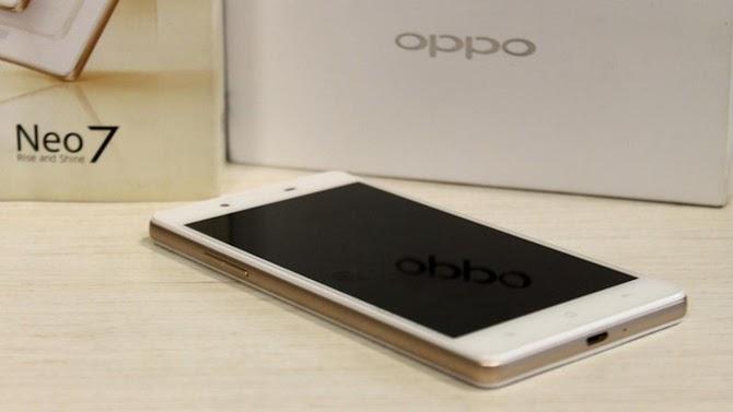 Kekurangan dan Kelebihan Oppo Neo 7