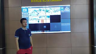 Empat ATCS Milik Dishub Kota Cirebon Rusak
