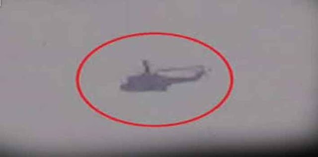 चीन के दो हेलीकॉप्टर ने फिर किया भारतीय वायुसीमा का उल्लंघन