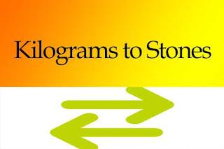 Kilograms to Stones