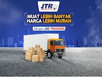 JNE Trucking (JTR) Luncurkan Diskon 50% Kirim APD
