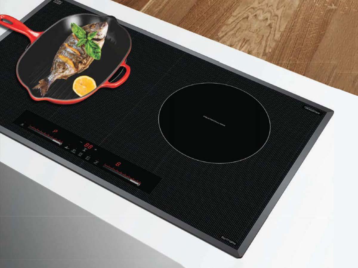 Bếp từ Eurosun EU-T710Pro nấu nướng nhanh, an toàn