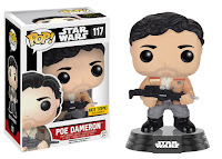 Funko Pop! Poe Dameron Hot Topic