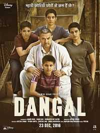 Dangal (2016) Hindi Movie 400mb DVDRip