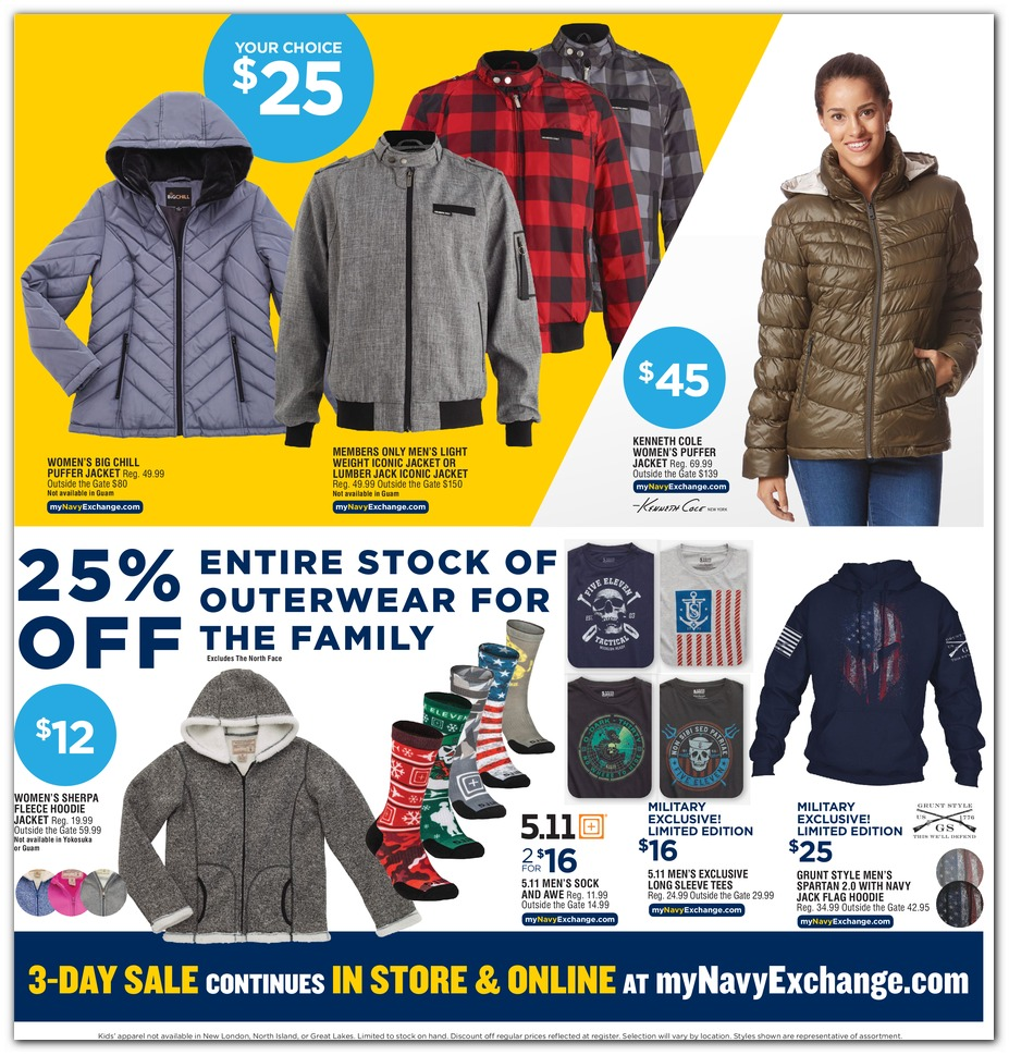 Navy Exchange Black Friday 2019 page 46