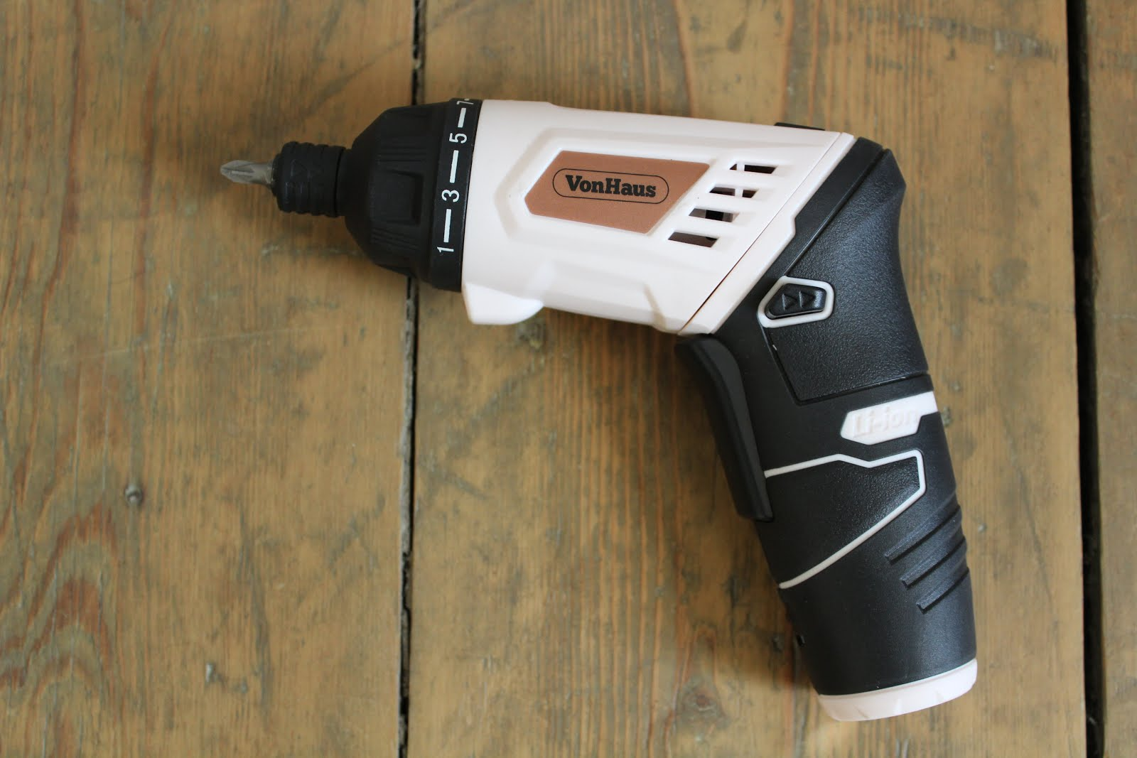 VonHaus Screwdriver Review